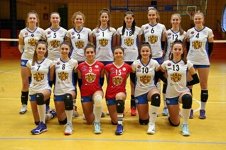 Il birrificio Hammer sponsor del Celadina Volley Bergamo Under 17